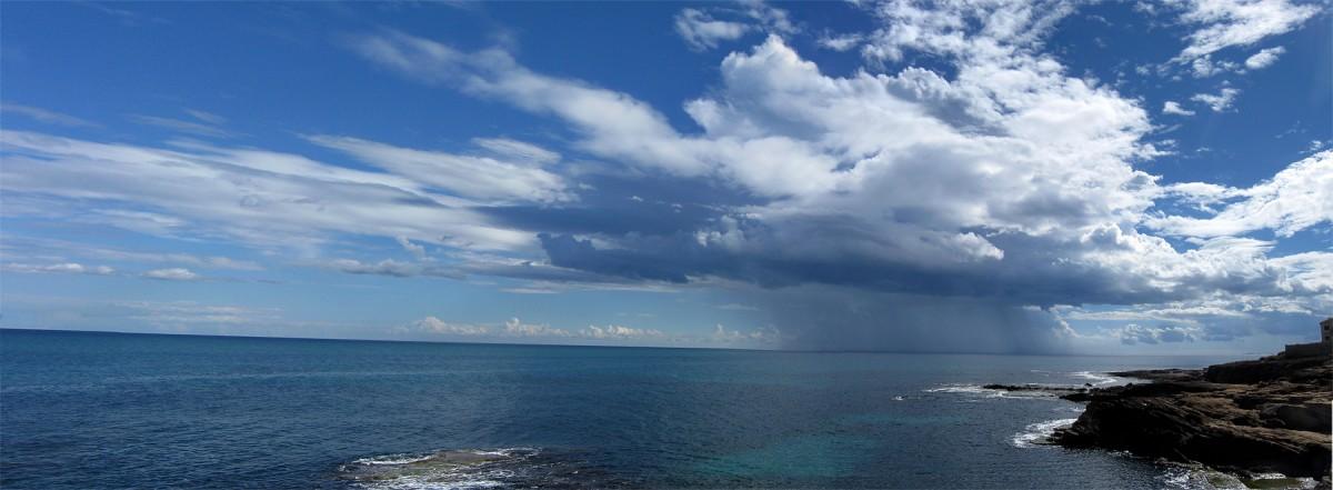 Tormenta en Cabo Cervera (Miguel Ángel Andrés)