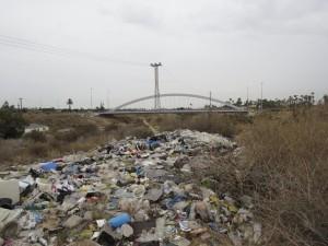 Acumulación de basuras